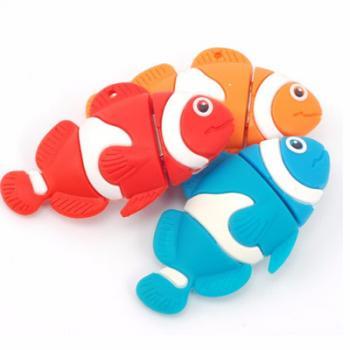 флешка  MemoryKing Рыбка