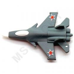 флешка MemoryKing   Самолет Истребитель СУ-35