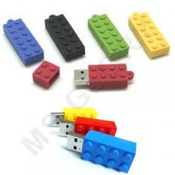 флешка MemoryKing LEGO (5 цветов)