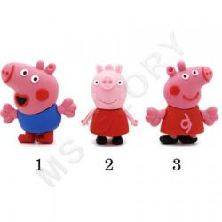 флешка MemoryKing  Свинка Пеппа (Peppa Pig, мультсериал)